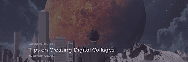 Digitale Collagen erstellen
